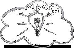 Teknoloji Mimarı Ampul Logo